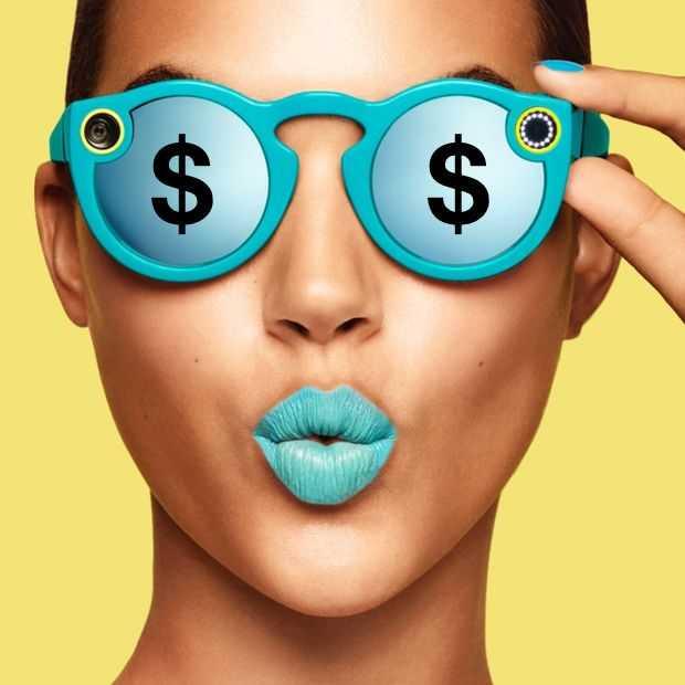 Snap verkoopt Spectacles via tijdelijke automaten