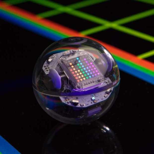 De Sphero Bolt: de programmeerbare robotbal wordt beter