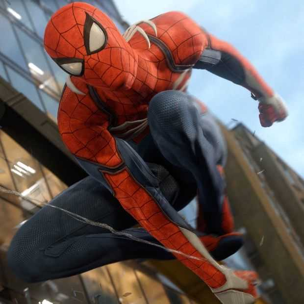 Marvel's Spider-man: extreem solide superheld