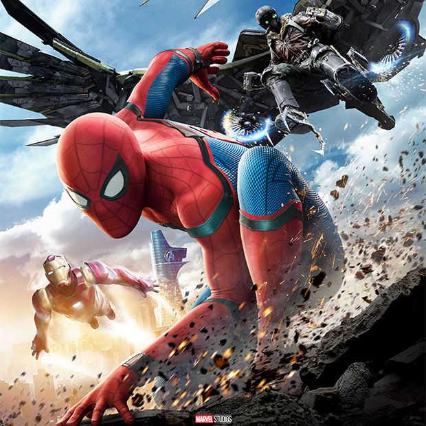 Nieuwe trailer: Spider-Man Homecoming!