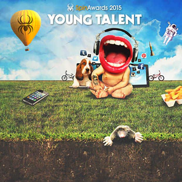 Inschrijven voor de SpinAwards Young Talent 2015 nu mogelijk