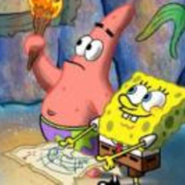 Spongebob aflevering maakt debuut op Facebook