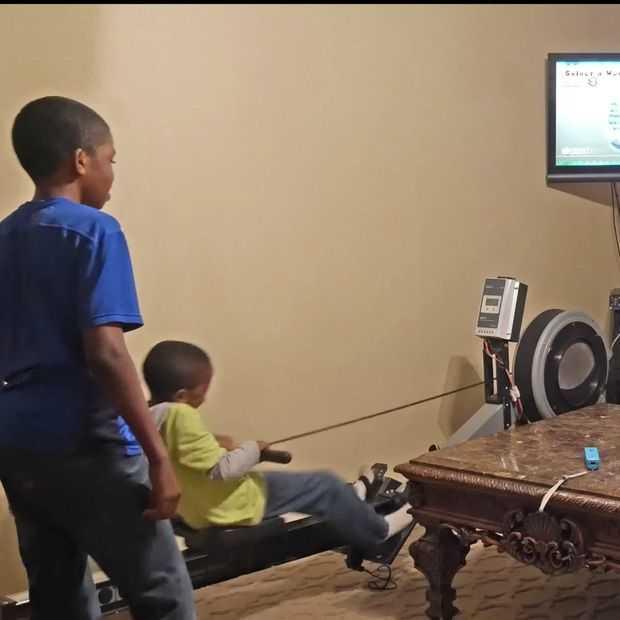 Video: deze kids moeten hard werken om te kunnen gamen