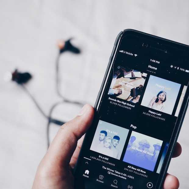 Spotify komt met nieuwe optie voor video-ads