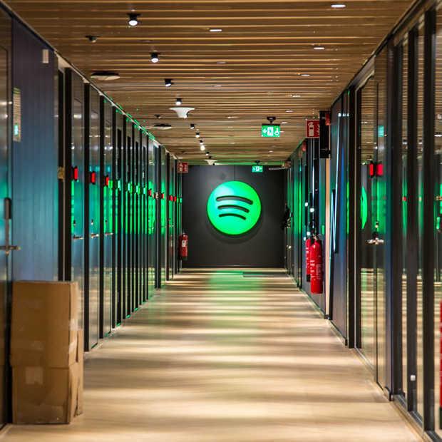 Spotify wil meeprofiteren van succes Clubhouse