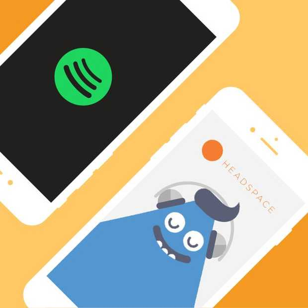 Meditatie en mindfulness nu ook mogelijk via Spotify