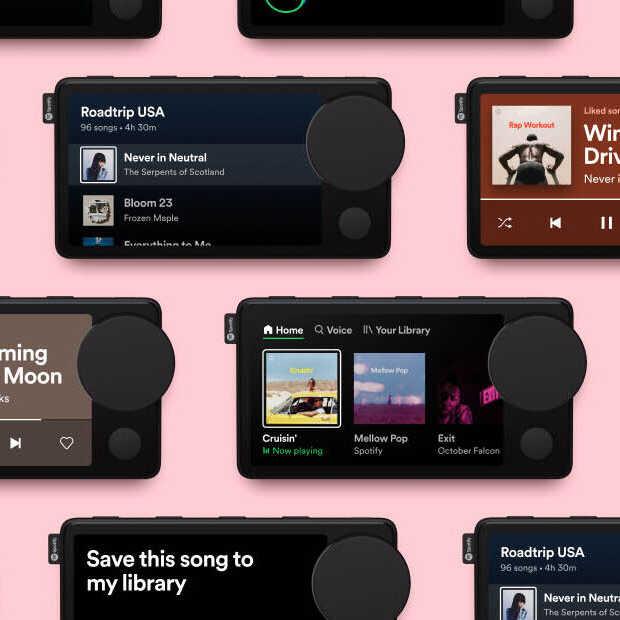 Car Thing is een apparaat van Spotify voor in de auto