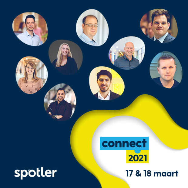 ​Spotler Connect: Hét online event over de waarde van data in e-mail marketing