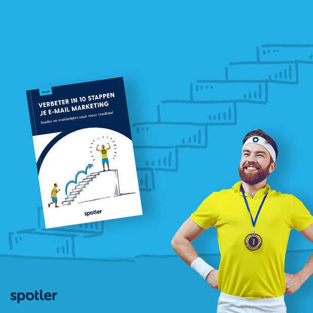 eBook: Verbeter in 10 stappen je e-mail marketing