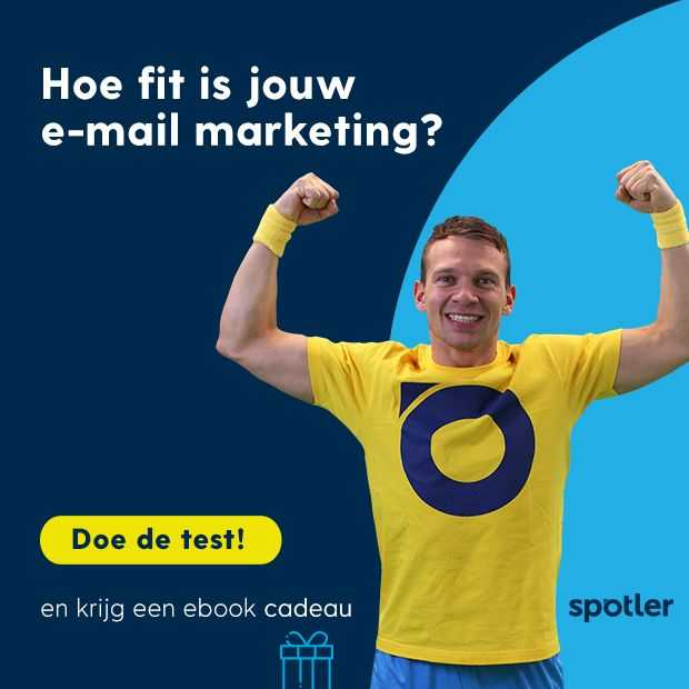 Hoe scoort jouw e-mail marketing? Doe de E-mail Marketing Fit Test!