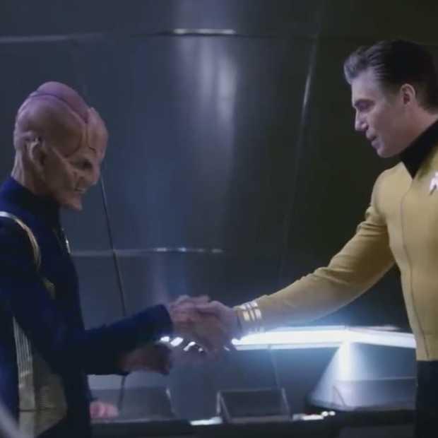 Star Trek: Discovery seizoen 2 nu op Netflix