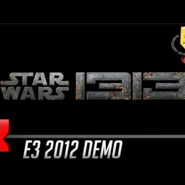 Star Wars 1313 gameplay video E3 2012