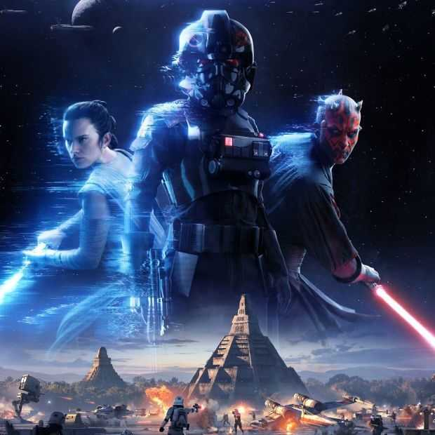 Geen microtransacties in Star Wars: Battlefront 2