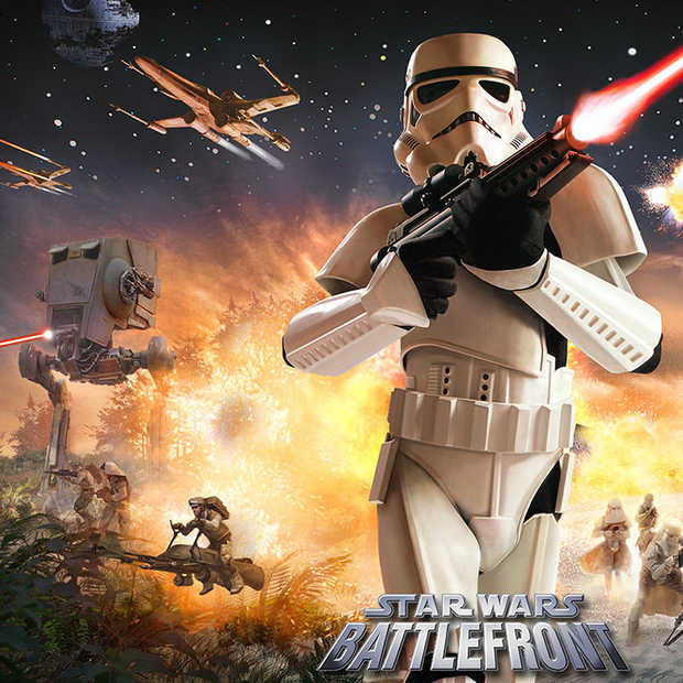 De Star Wars Battlefront die we nooit kregen