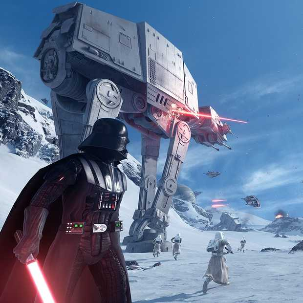 Star Wars Battlefront: A Gaming Menace