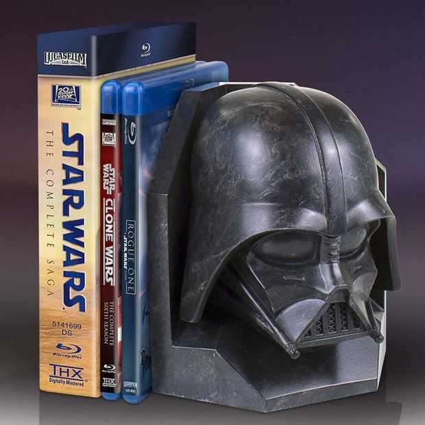 Topkado voor Star Wars fans: boekensteunen van the Empire