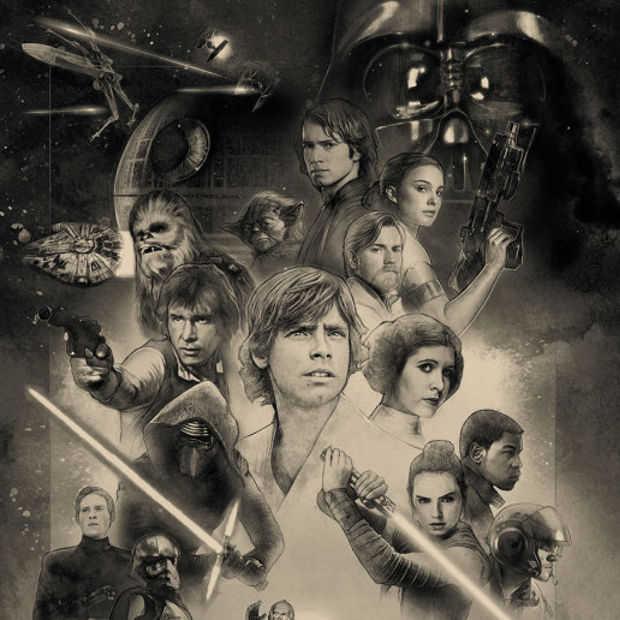 Star Wars Celebration: samen 40 jaar Star Wars vieren