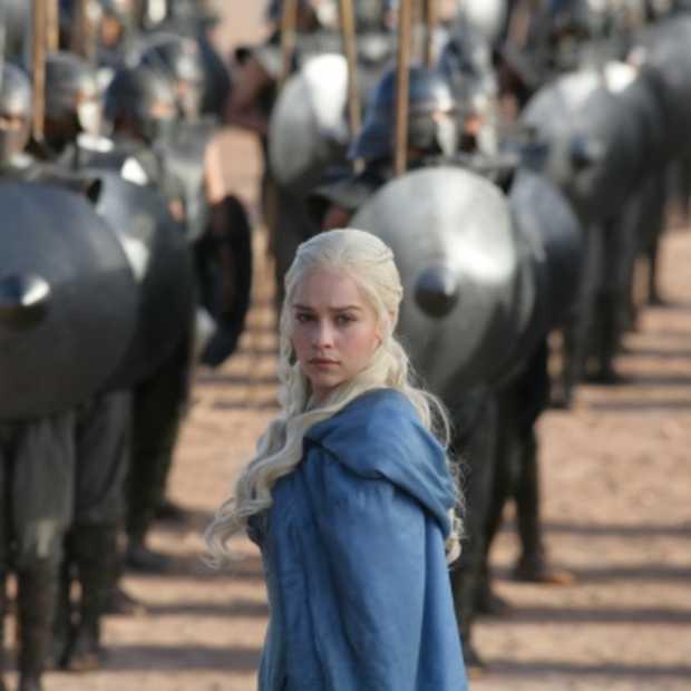 Start nieuwe seizoen Game of Thrones binnen 24 uur 1 miljoen keer gedownload
