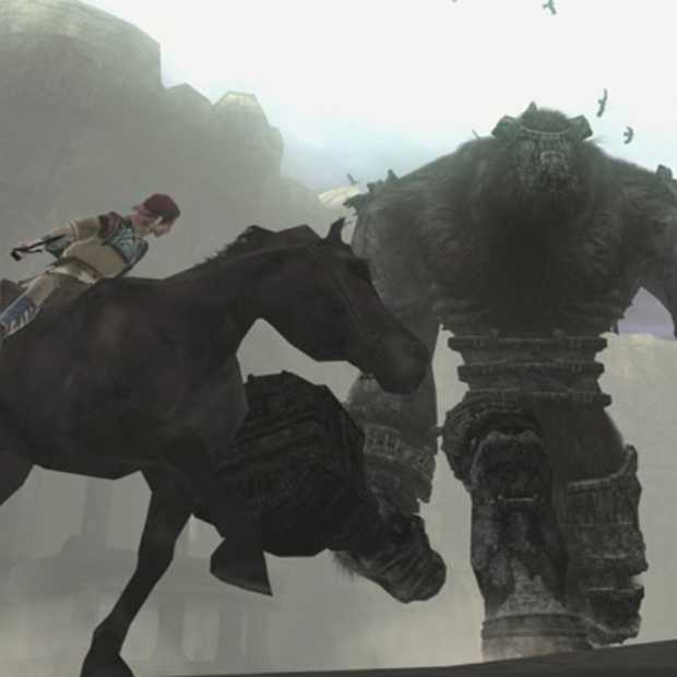 Steun prachtige games, koop ICO/Shadow of the Colossus in HD