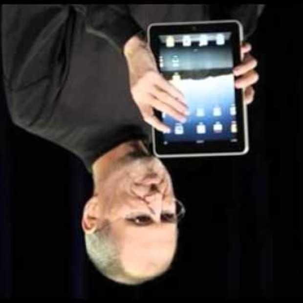 Steve Jobs in een Anti-Google speech