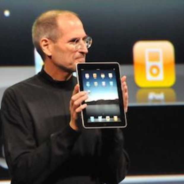 Steve Jobs gaat met ziekteverlof