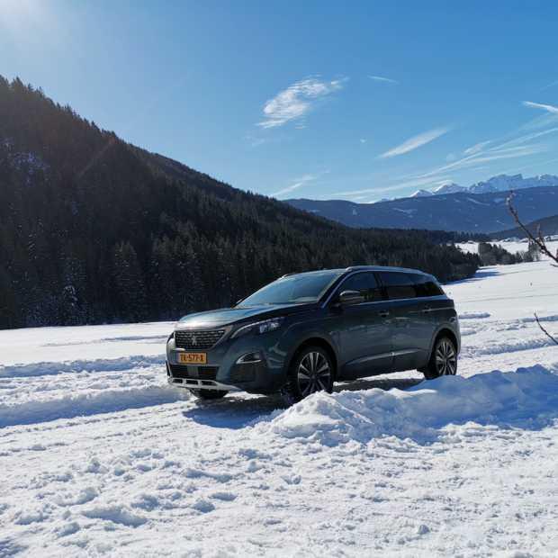 Peugeot 5008, een maatje meer en ultieme gezinsauto!