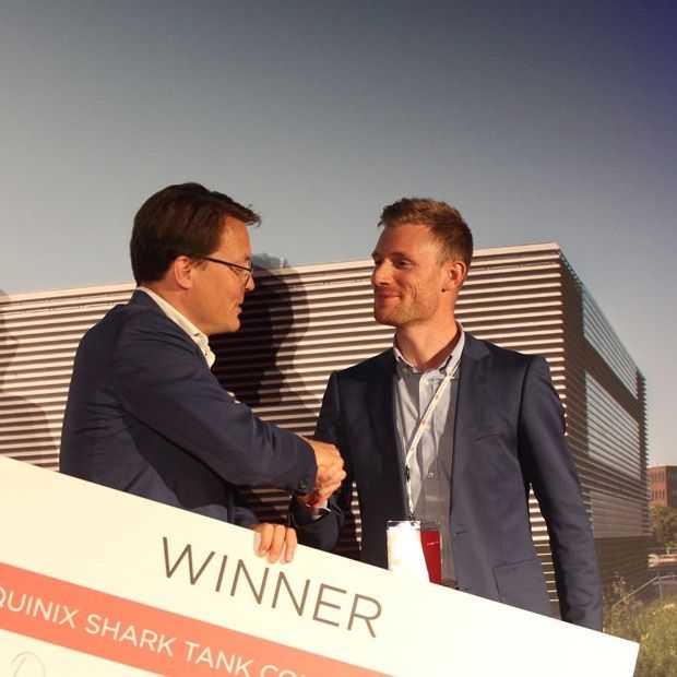Superveilige Nederlandse deel-app Storro wint start-up prijs
