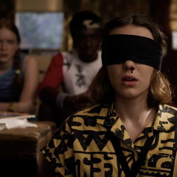 Stranger Things 3 heeft alle Netflix-records gebroken