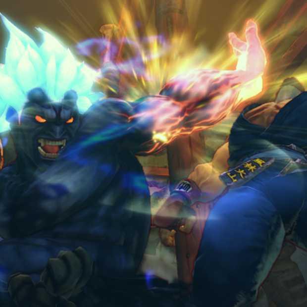 Street Fighter IV Arcade Edition is het toefje op de taart die je al had
