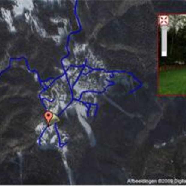 Street View maar niet van Google