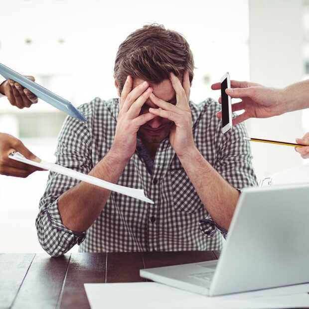 Dit zijn de voordelen van stressmanagement op het werk