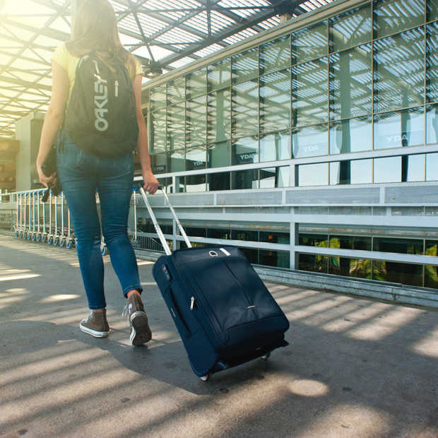 KLM gebruikt Augmented Reality voor handbagagecheck in app