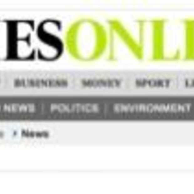 Sunday Times proefmodel voor kranten