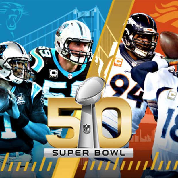Zo kun jij de Super Bowl live kijken!