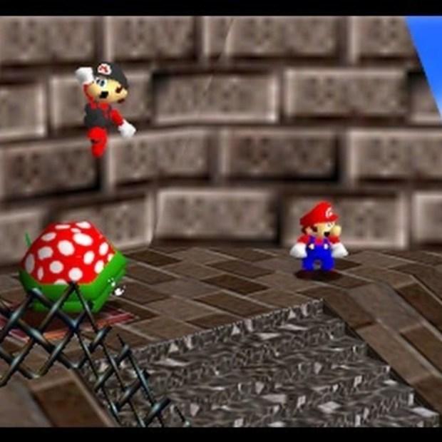 Mario 64 multiplayer hack
