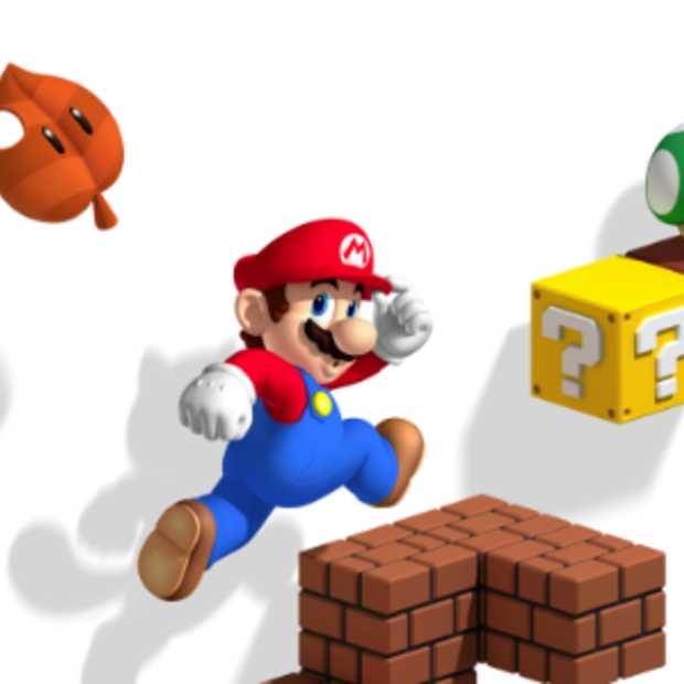 Super Mario Bros. 3D Land springt overal bovenuit