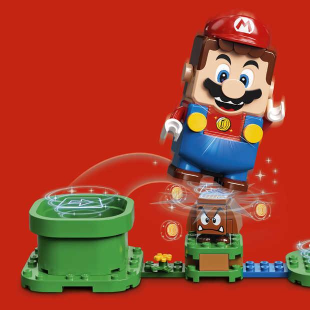 Voorbestellen van Super Mario LEGO vanaf vandaag mogelijk