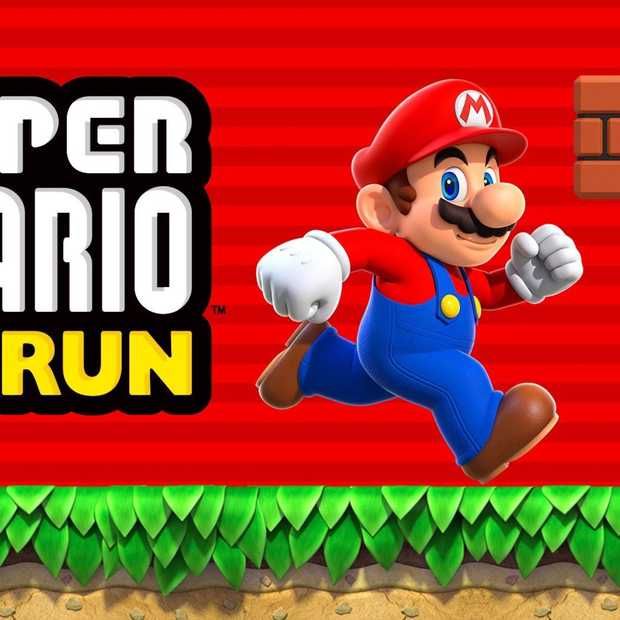 Nu al record voor Super Mario Run