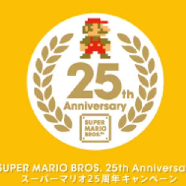 Super Mario vandaag halverwege de 50, al een kwart eeuw geniaal