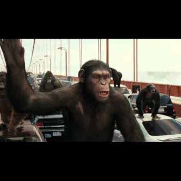 Super Trailer Rise of the Planet of the Apes