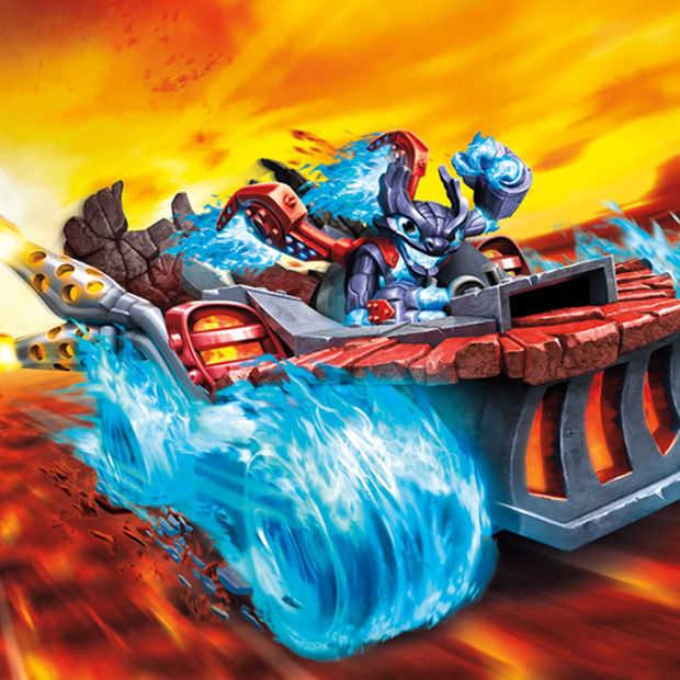 Skylanders SuperChargers: te land, ter zee, en in de lucht leuk