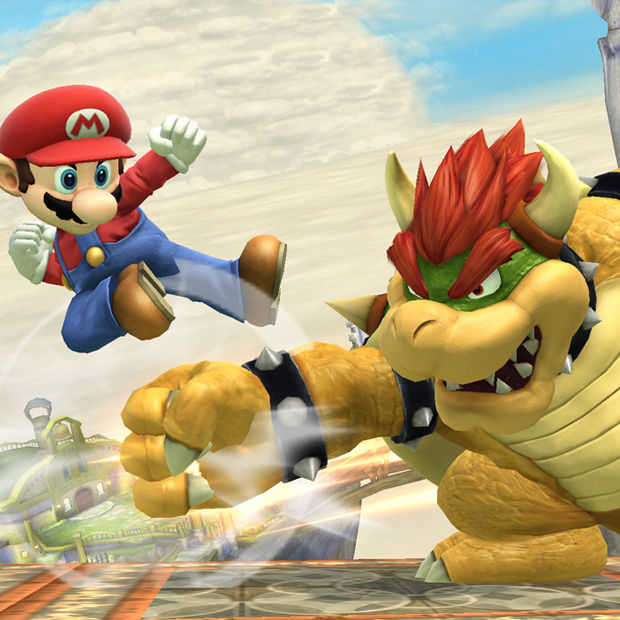 Super Smash Bros. Wii U: chaos en rumoer