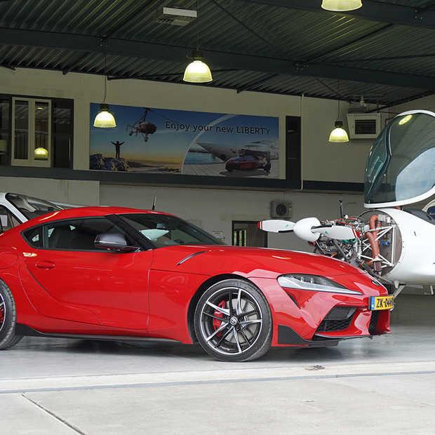 De nieuwe Toyota GR Supra is een echte eyecatcher