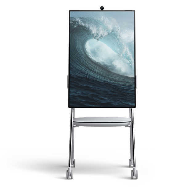 Nieuwe Microsoft video laat Surface Hub 2-functionaliteit zien