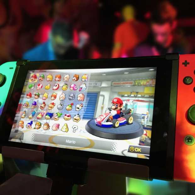 Meer dan 10 miljoen Nintendo Switch systemen verkocht in Europa