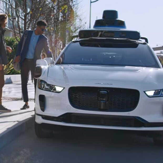 In San Francisco rijden robottaxi's rond - nog niet autonoom
