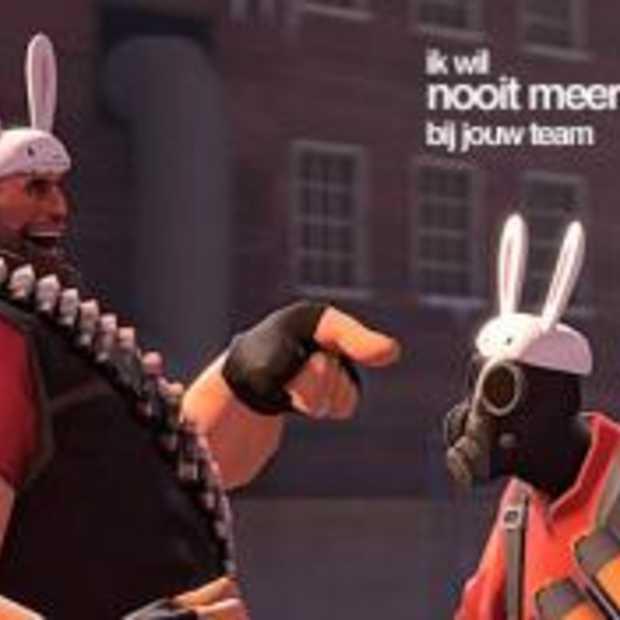Team Fortress 2 neemt 'headgear' wel heel letterlijk