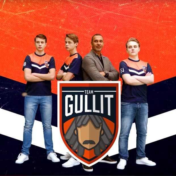 Ruud Gullit gaat met Team Gullit e-sporters opleiden