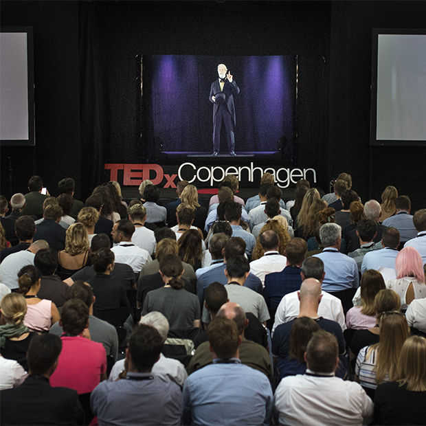 TEDx Talk gegeven door de overleden oprichter van Carlsberg