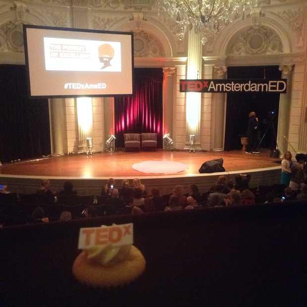 TEDxAmsterdamED 2013: live verslag deel 1 [incl. video's]